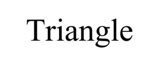 mark for TRIANGLE, trademark #78759294