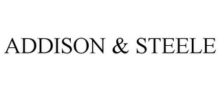 mark for ADDISON & STEELE, trademark #78759462