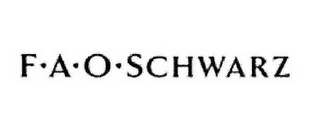 mark for F. A. O. SCHWARZ, trademark #78759548