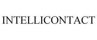 mark for INTELLICONTACT, trademark #78759554