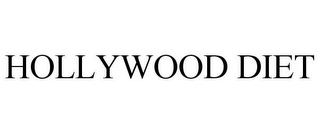 mark for HOLLYWOOD DIET, trademark #78759658