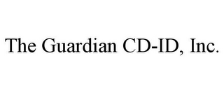 mark for THE GUARDIAN CD-ID, INC., trademark #78759680