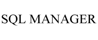 mark for SQL MANAGER, trademark #78761199