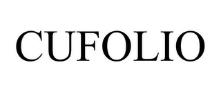 mark for CUFOLIO, trademark #78761241