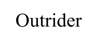 mark for OUTRIDER, trademark #78761285