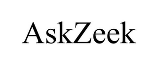 mark for ASKZEEK, trademark #78763148