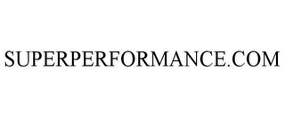 mark for SUPERPERFORMANCE.COM, trademark #78763936
