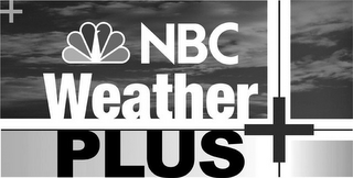 mark for NBC WEATHER PLUS +, trademark #78763996