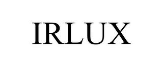 mark for IRLUX, trademark #78764710