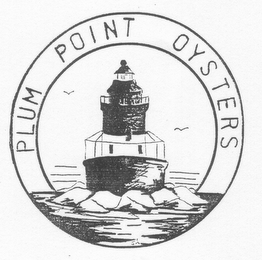 mark for PLUM POINT OYSTERS, trademark #78765106