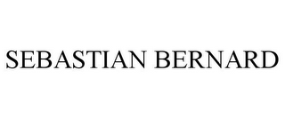 mark for SEBASTIAN BERNARD, trademark #78765235