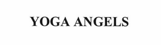 mark for YOGA ANGELS, trademark #78766435