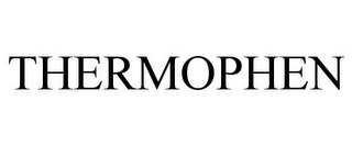 mark for THERMOPHEN, trademark #78767018