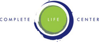 mark for COMPLETE LIFE CENTER, trademark #78767752