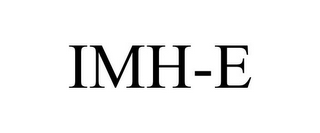 mark for IMH-E, trademark #78768074