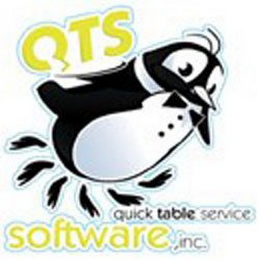 mark for QTS SOFTWARE, INC. QUICK TABLE SERVICE, trademark #78768806