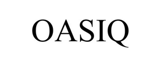 mark for OASIQ, trademark #78769812