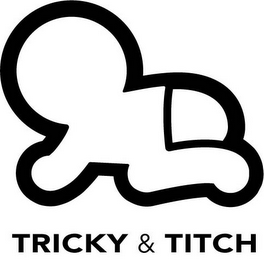 mark for TRICKY & TITCH, trademark #78770561