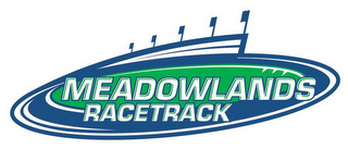 mark for MEADOWLANDS RACETRACK, trademark #78771302