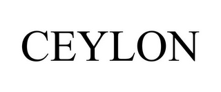 mark for CEYLON, trademark #78771601