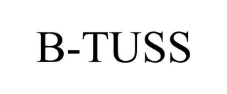 mark for B-TUSS, trademark #78771921