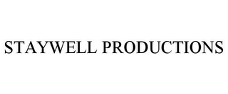 mark for STAYWELL PRODUCTIONS, trademark #78772564