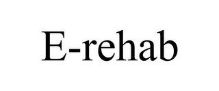 mark for E-REHAB, trademark #78772643