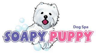 mark for SOAPY PUPPY DOG SPA, trademark #78772688