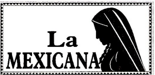 mark for LA MEXICANA, trademark #78772780