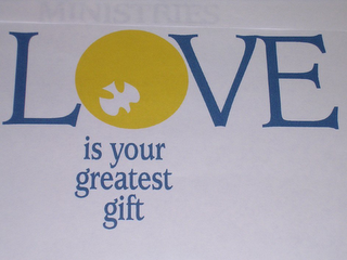 mark for LOVE IS YOUR GREATEST GIFT, trademark #78773051
