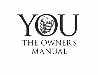 mark for YOU THE OWNER'S MANUAL, trademark #78773877