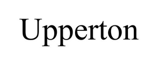 mark for UPPERTON, trademark #78773883