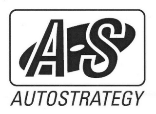 mark for AS AUTOSTRATEGY, trademark #78774046