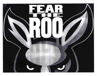mark for FEAR THE ROO, trademark #78774435