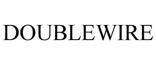 mark for DOUBLEWIRE, trademark #78774437