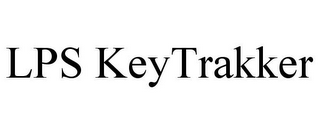 mark for LPS KEYTRAKKER, trademark #78775940