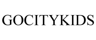 mark for GOCITYKIDS, trademark #78776133