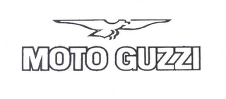 mark for MOTO GUZZI, trademark #78776356