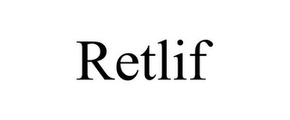 mark for RETLIF, trademark #78777055