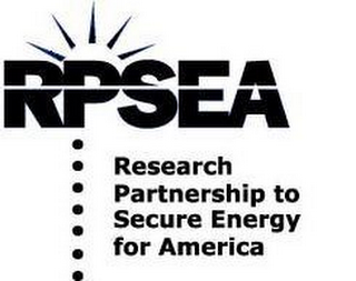 mark for RPSEA RESEARCH PARTNERSHIP TO SECURE ENERGY FOR AMERICA, trademark #78777358