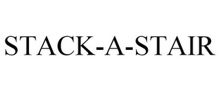 mark for STACK-A-STAIR, trademark #78777561