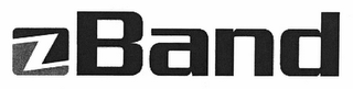 mark for ZBAND, trademark #78777681