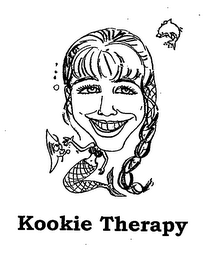 mark for KOOKIE THERAPY, trademark #78778029