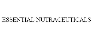 mark for ESSENTIAL NUTRACEUTICALS, trademark #78778527