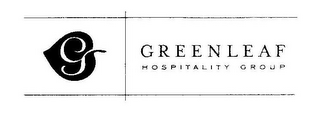 mark for G GREENLEAF HOSPITALITY GROUP, trademark #78779301