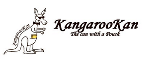 mark for KANGAROOKAN THE CAN WITH A POUCH KANGAROOKAN, trademark #78779929