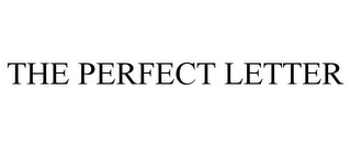 mark for THE PERFECT LETTER, trademark #78780027