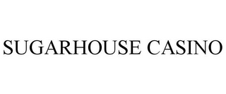 mark for SUGARHOUSE CASINO, trademark #78780480