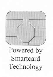 mark for POWERED BY SMARTCARD TECHNOLOGY, trademark #78781550