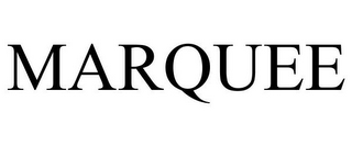 mark for MARQUEE, trademark #78781924